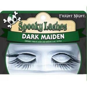 🎃Dark Maiden Fright Night Spooky Lashes